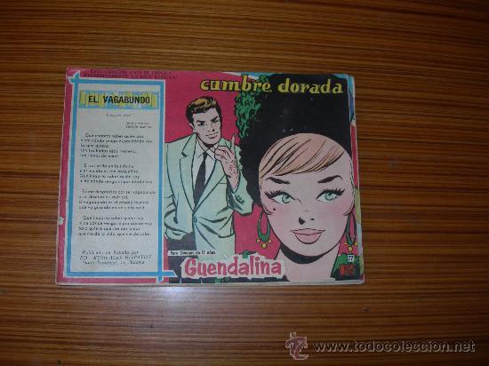 GUENDALINA Nº 77 DE TORAY (Tebeos y Comics - Toray - Guendalina)