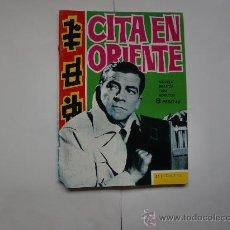 Tebeos: ESPIONAJE Nº 8 ORIGINAL ED. TORAY. Lote 28898259