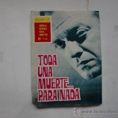 Tebeos: ESPIONAJE Nº 9 ORIGINAL ED. TORAY. Lote 28898274
