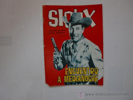 SIOUX Nº 29 TORAY ORIGINAL (Tebeos y Comics - Toray - Espionaje)