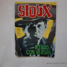 Tebeos: SIOUX Nº 30 TORAY ORIGINAL. Lote 28938903