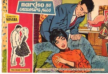 SUSANA (TORAY) Nº 50 (DE ENCUADERNACION) (Tebeos y Comics - Toray - Susana)