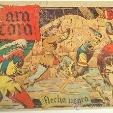 Tebeos: FLECHA NEGRA Nº 7 - ORIGINAL DIFICIL- LEER. Lote 29062874