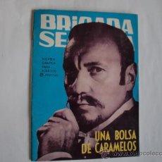 Tebeos: BRIGADA SECRETA Nº 98 E.TORAY ORIGINAL. Lote 29111460
