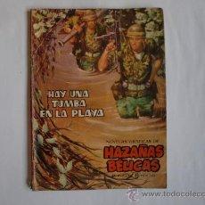 Tebeos: HAZAÑAS BELICAS Nº 30 1962 E.TORAY ORIGINAL. Lote 29111592