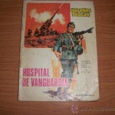 BDs: HAZAÑAS BELICAS Nº 155 NOVELA GRAFICA EDITORIAL TORAY 1961 . Lote 29184314