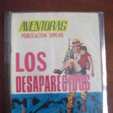 Tebeos: AVENTURAS Nº 17 EDICIONES TORAY. Lote 29182440