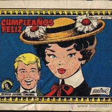 Tebeos: CUMPLEAÑOS FELIZ - COLECCIÓN AZUCENA - Nº 517. Lote 29586357