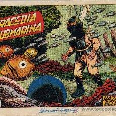 Livros de Banda Desenhada: HAZAÑAS BÉLICAS - Nº 179 - TRAGEDIA SUBMARINA. Lote 29586483