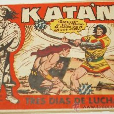 BDs: KATAN Nº 41 - ORIGINAL. Lote 29238667