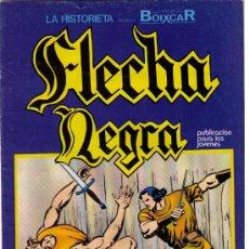 Tebeos: FLECHA NEGRA - Nº 6 EXTRA - BOIXCAR - AÑO 1.982 - 60 PTAS.. Lote 29269808