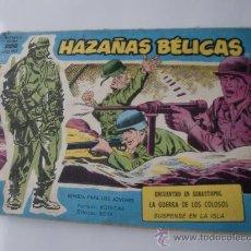 Tebeos: HAZAÑAS BELICAS Nº 206 Nº EXTRA E.TORAY ORIGINAL. Lote 29460348