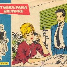 Tebeos: COLECCION ROSAS BLANCAS AÑO 1958. Lote 29583609