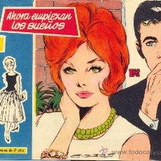 Tebeos: COLECCION ROSAS BLANCAS AÑO 1958. Lote 29583643