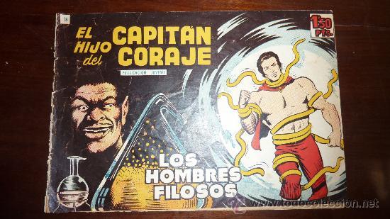 EL HIJO DEL CAPITAN CORAJE. ANTIGUO COMIC TORAY. (Tebeos y Comics - Toray - Otros)