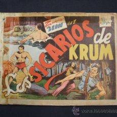 Tebeos: ZARPA DE LEON - ALBUM Nº 2 - CONTIENE 3 TEBEOS - EDICIONES TORAY - . Lote 30108746