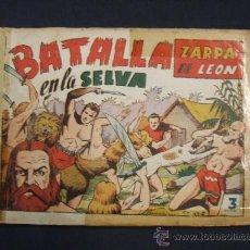 Tebeos: ZARPA DE LEON - ALBUM Nº 5 - CONTIENE 3 TEBEOS - EDICIONES TORAY - . Lote 30109323