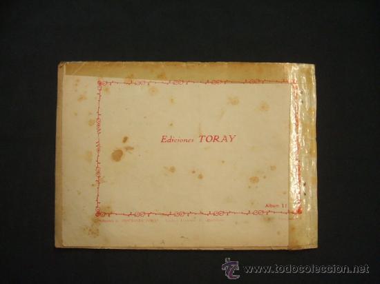 Tebeos: ZARPA DE LEON - ALBUM Nº 2 - CONTIENE 3 TEBEOS - EDICIONES TORAY - - Foto 8 - 30108746