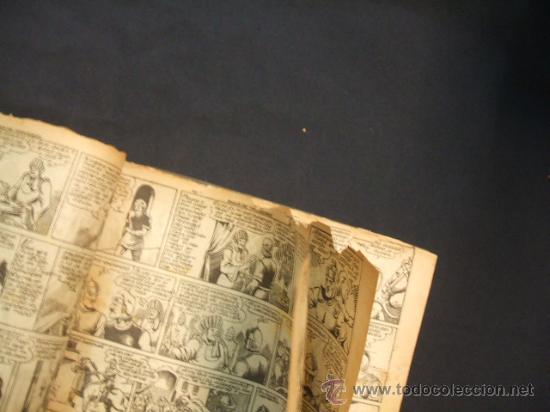 Tebeos: ZARPA DE LEON - ALBUM Nº 8 - CONTIENE 3 TEBEOS - EDICIONES TORAY - - Foto 4 - 30109454