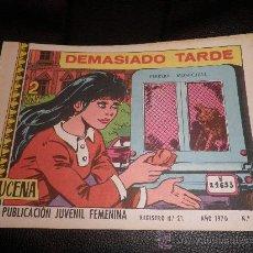 Tebeos: AZUCENA Nº 1150 TORAY. Lote 30249085