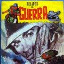 Tebeos: COMIC DE TORAY RELATOS DE GUERRA Nº 8 G4 1987 NUEVO. Lote 30233550
