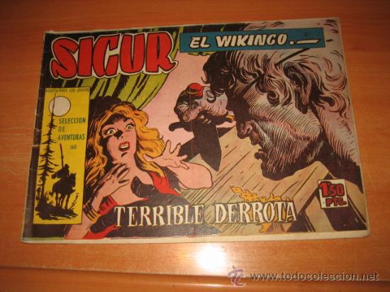 SIGUR EL WIKINGO Nº 31.EDICIONES TORAY (Tebeos y Comics - Toray - Otros)
