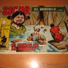 Tebeos: SIGUR EL WIKINGO Nº 27.EDICIONES TORAY. Lote 30350321