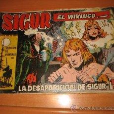 Tebeos: SIGUR EL WIKINGO Nº 5.EDICIONES TORAY. Lote 30350499