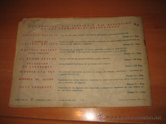 Tebeos: SIGUR EL WIKINGO Nº 5.EDICIONES TORAY - Foto 3 - 30350499