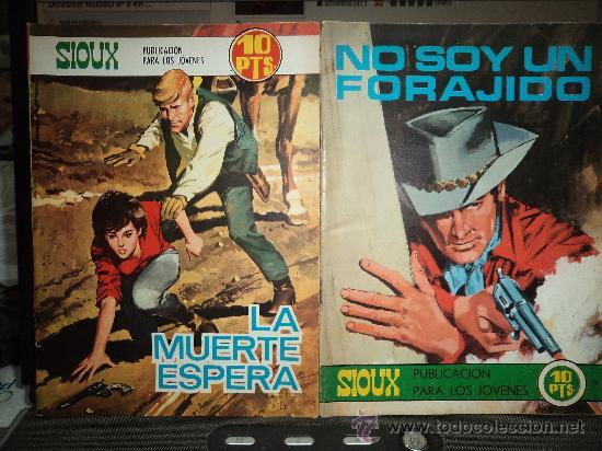 SIOUX Nº135-150 CAJA 2 (Tebeos y Comics - Toray - Sioux)