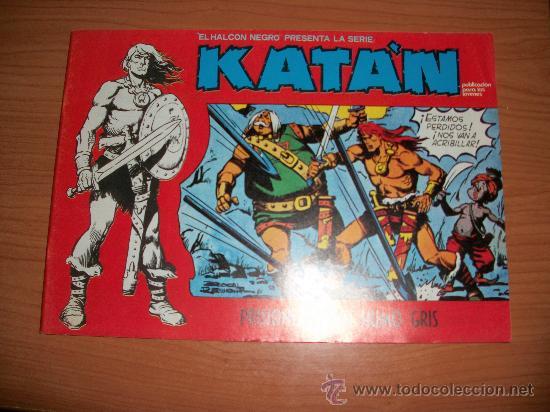 KATÁN Nº 5 URSUS 1980 (Tebeos y Comics - Toray - Katan)