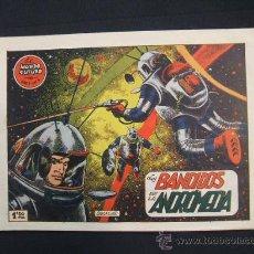 Tebeos: EL MUNDO FUTURO - AÑO I - Nº 4 - LOS BANDIDOS DE ANDROMEDA - EDICIONES TORAY - -. Lote 30714199