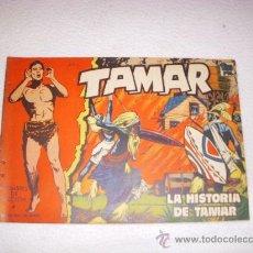 Tebeos: TAMAR Nº 4, EDITORIAL TORAY. Lote 30748259
