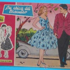 Tebeos: LA CHICA DEL BISCÚTER. COLECCIÓN SUSANA. TORAY, 1959. Lote 31093351