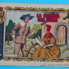 Tebeos: LA PALOMA DEL VALLE. COLECCIÓN ALICIA Nº 155. TORAY. Lote 31094806