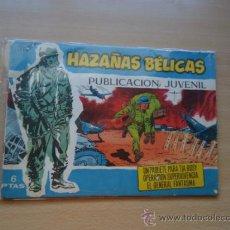 Tebeos: TEBEO DE HAZAÑAS BELICAS Nº 317 - EDICIONES TORAY -. Lote 30949717
