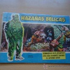 Tebeos: TEBEO DE HAZAÑAS BELICAS V.10 - EDICIONES TORAY -. Lote 30949777