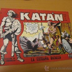 Tebeos: KATAN Nº 3, DE TORAY 1958. Lote 30972637