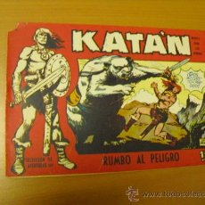 BDs: KATAN Nº 6, DE TORAY 1958. Lote 30972710