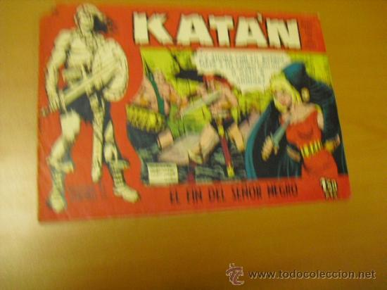 KATAN Nº 16, DE TORAY 1958 (Tebeos y Comics - Toray - Katan)