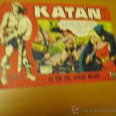 Tebeos: KATAN Nº 16, DE TORAY 1958. Lote 30972815