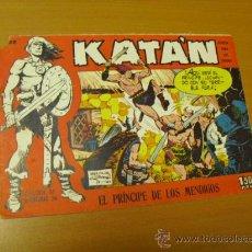 Tebeos: KATAN Nº 35, DE TORAY 1958. Lote 30972891