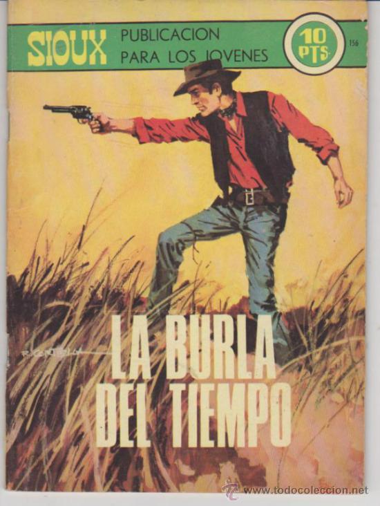 SIOUX Nº 156. TORAY 1970. (Tebeos y Comics - Toray - Sioux)