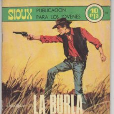Tebeos: SIOUX Nº 156. TORAY 1970.. Lote 31022080