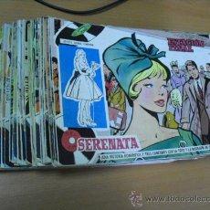 Tebeos: LOTE DE 64 TEBEOS DE SERENATA DE TORAY 1959,. Lote 31179340
