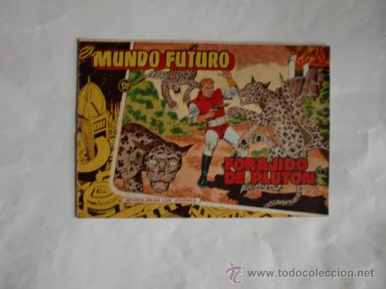 MUNDO FUTURO Nº 72 ORIGINAL (Tebeos y Comics - Toray - Mundo Futuro)