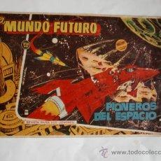Tebeos: MUNDO FUTURO Nº 90 ORIGINAL . Lote 31275380