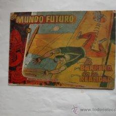 Tebeos: MUNDO FUTURO Nº 85 ORIGINAL DIFICIL. Lote 31552210