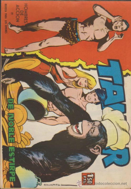 TAMAR Nº 29. TORAY 1961. (Tebeos y Comics - Toray - Tamar)