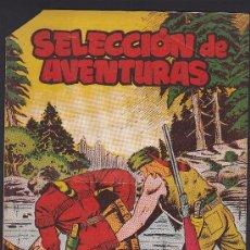 Tebeos: COMIC SELECCION DE AVENTURAS Nº 63. Lote 32240685